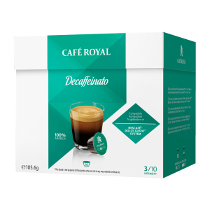 Beste Dolce Gusto Cups 2018 Cafe Royal decaf