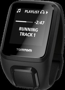 TomTom Spark 3 Cardio Sporthorloge