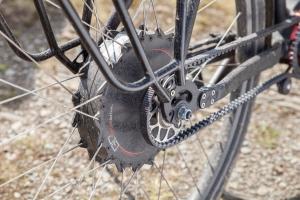 e-bike achterwiel aandrijving