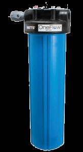 Waterontharder met filter