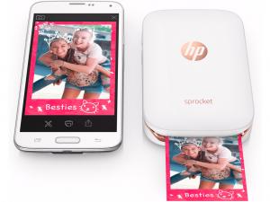 HP Sprocket - Beste Polaroid Camera 2018