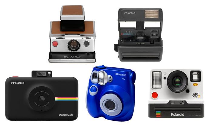 Polaroid instant camera's - Beste Polaroid Camera 2018 - BestGekozen.nl