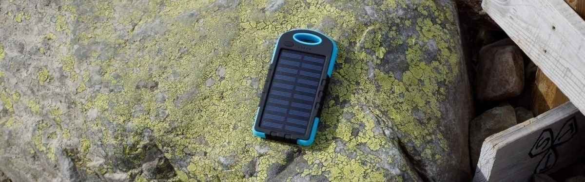 Beste Solar Charger 2018