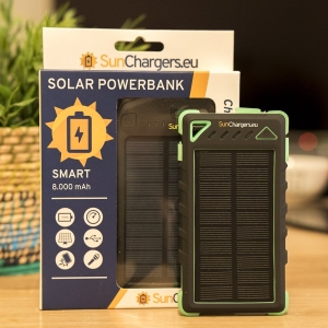 SunChargers Smart