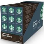 Starbucks by Nespresso capsules Espresso Dark Roast