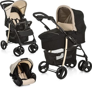 Hauck Shopper SLX Trio set Kinderwagen