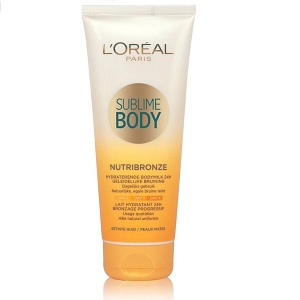 L'Oréal Paris Sublime Body Nutribronze Bodymilk