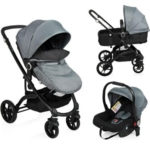 Little World Kinderwagen City Walker 3 in 1