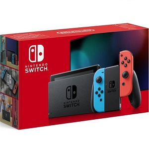 Nintendo Switch Rood Blauw