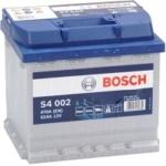 BOSCH Accu - 12V 60Ah S4004