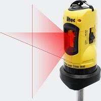 Iltec zelfnivellerende laserwaterpas