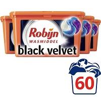 Robijn Black Velvet 3 in 1 Wascapsules