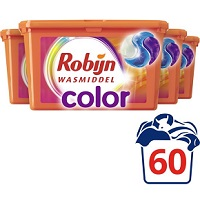 Robijn Color 3 in 1 Wascapsules