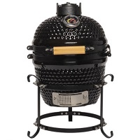 Patton Kamado Keramische Houtskoolbarbecue - 13
