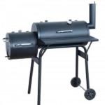 Tepro Smoker Houtskoolbarbecue - Zwart