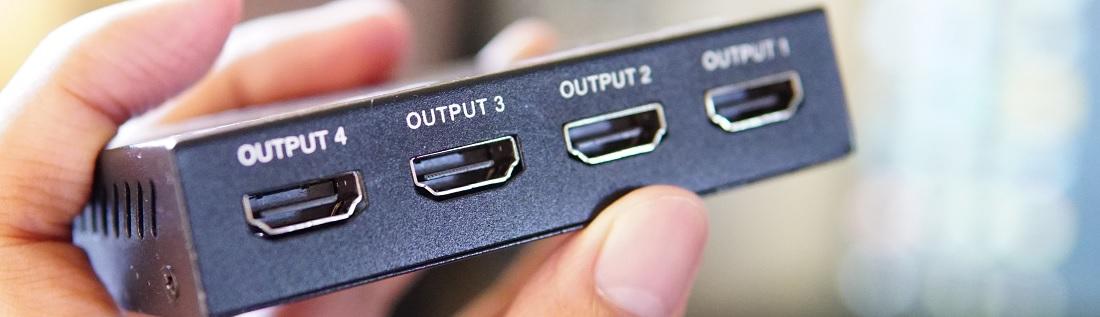 Beste HDMI splitter