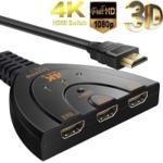 Luxema® - 4K HDMI 1.4 Splitter Switch