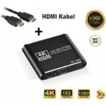 My & Non Professional HDMI-Splitter
