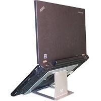 OviStand XL – Allerlichtste Opvouwbare Laptop Standaard