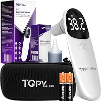 Topylife® Oorthermometer