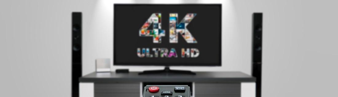 Beste 4k tv