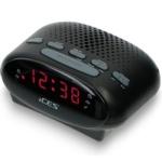 Ices ICR-210 Black - Wekkerradio