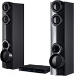 LG HOME THEATRE BASS SYSTEM
