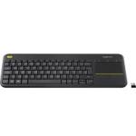 Logitech K400 Plus - Draadloos Touch Toetsenbord