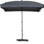 Madison Parasol Rechthoek Grijs 210 x 140 cm Patmos Madison