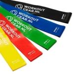 Workout Gear - 5 Weerstandsbanden Set