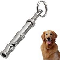 NBH® - RVS honden fluitje