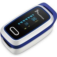 Pheartcare Saturatiemeter Zuurstofmeter