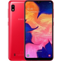 Samsung Galaxy A10 - 32GB - Rood