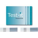 Test-it zwangerschapstest strips 6 stuks