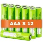 100% Peak Power oplaadbare batterijen