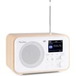 Audizio Draagbare DAB radio met Bluetooth