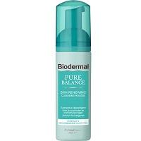Biodermal Pure Balance Skin Renewing Cleansing Mousse