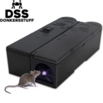 Donkersstuff Elektrische muizenval