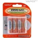 Vapex Oplaadbare AA Batterijen