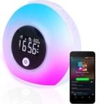 Boostiv Wake up light - Speaker radio - Slaaphulpen