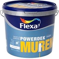 Flexa Powerdek Muren & Plafonds Muurverf