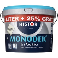 Histor Monodek Muurverf