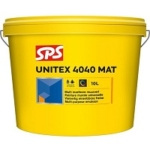 SPS Unitex 4040 Matte Muurverf